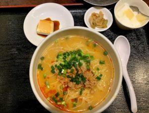 恵比寿 タンタンメン